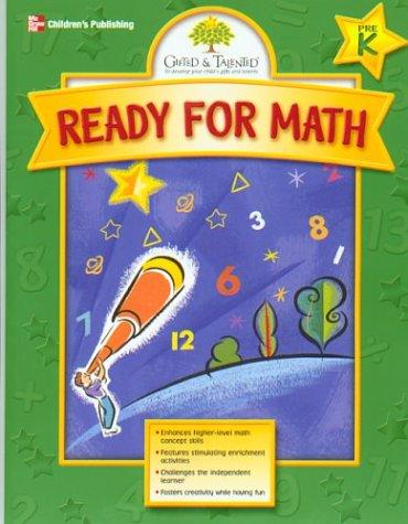 Gifted & Talented, Ready for Math by Tracy Masonis