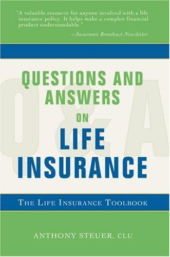 Questions and Answers on Life Insurance