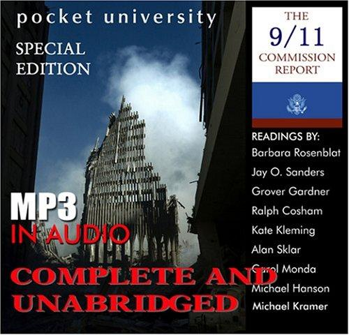 9/11 Commission Report, Special Library Edition MP3 by National Commission on Terrorist Attacks