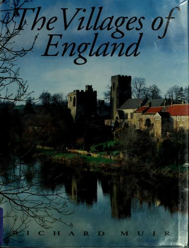 The villages of England by Richard Muir
