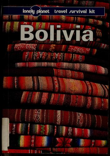 Bolivia by Deanna Swaney