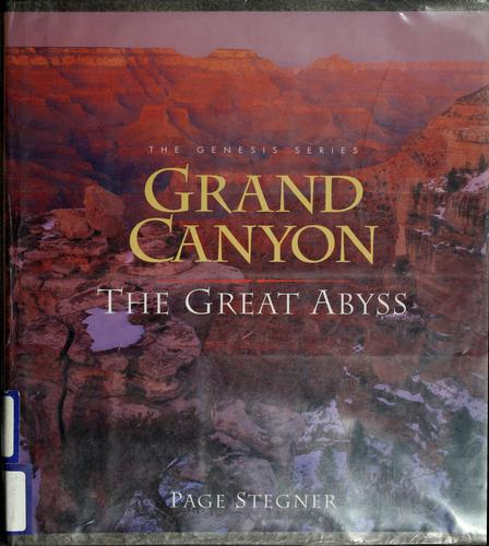 Grand Canyon by Page Stegner