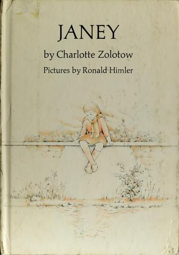 Janey by Charlotte Zolotow