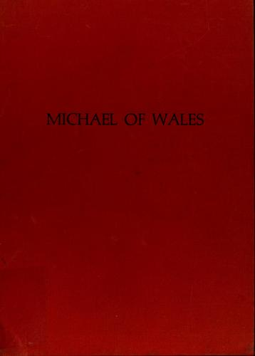 Michael of Wales by Paul Conklin