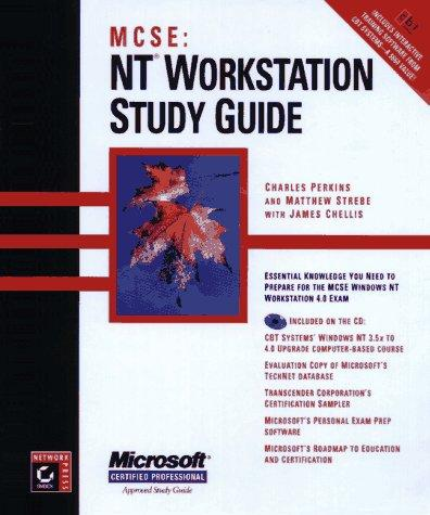 MCSE--NT workstation study guide by Perkins, Charles