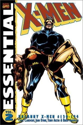 Essential X-Men Vol. 2 by Chris Claremont, John Byrne