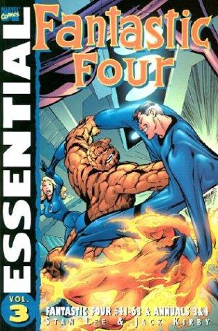 Essential Fantastic Four, Vol. 3 by Jack Kirby