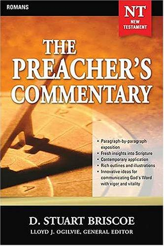 The Preacher's Commentary by Stuart D. Briscoe, Lloyd John Ogilvie