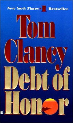 Debt of Honor (Jack Ryan Novels)
