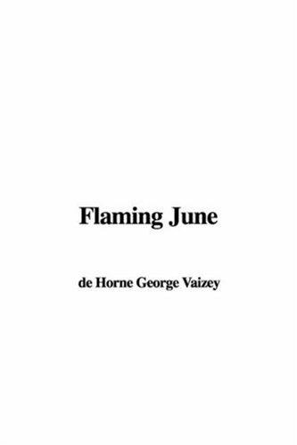 Flaming June by de Horne George Vaizey