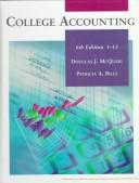 College accounting by Douglas J. McQuaig, Patricia A. Bille