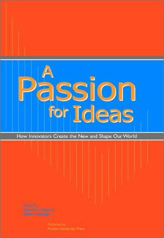 A passion for ideas by