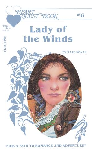 Lady of the Winds by Kate Novak