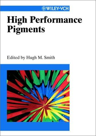 High performance pigments by