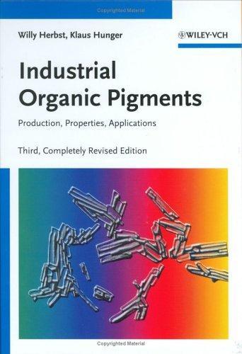 Industrial organic pigments