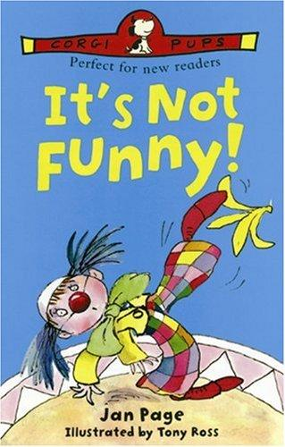 It's Not Funny by Jan Page