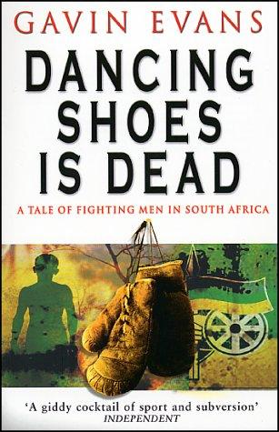 Dancing shoes is dead by Gavin Evans