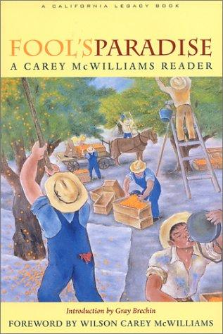 Fool's paradise by McWilliams, Carey