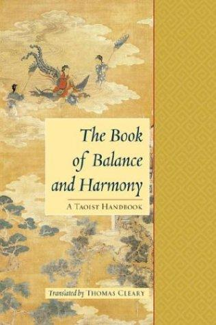 The book of balance and harmony by