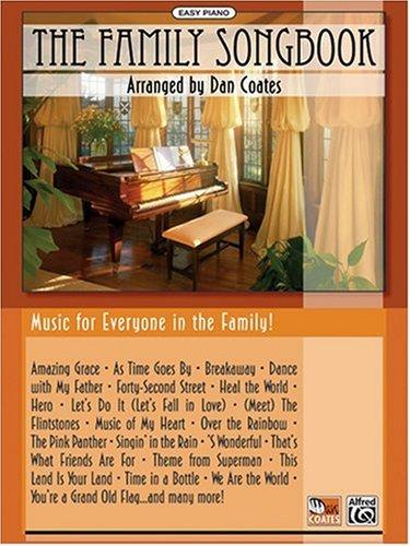 The Family Songbook by Dan Coates