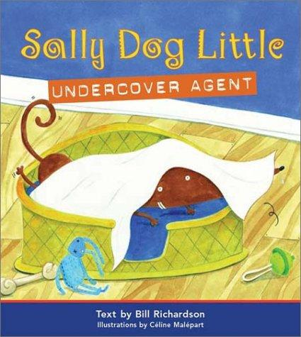 Sally Dog Little Undercover Agent