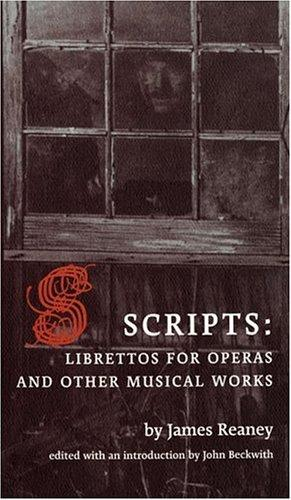 Scripts by James Reaney
