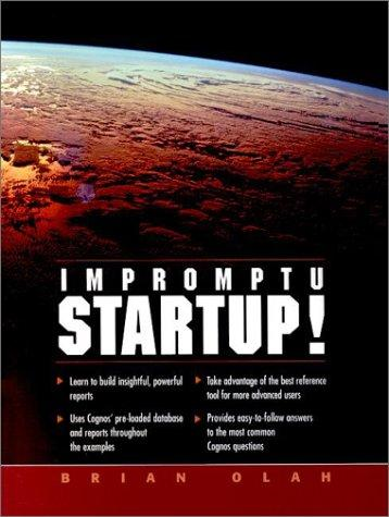 Impromptu startup! by Brian Olah