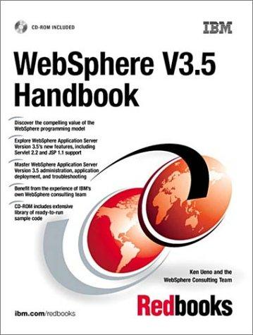 WebSphere V3.5 handbook by Ken Ueno