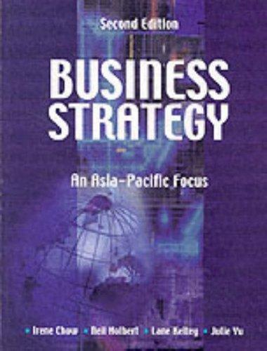 Business Strategy by CHOW