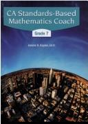 CA standards-based mathematics coach by Jerome D Kaplan