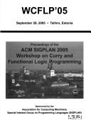 Wcflp '05 by ACM Special Interest Group on Programmin