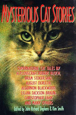 Mysterious Cat Stories by John Richard Stephens, Kim Smith