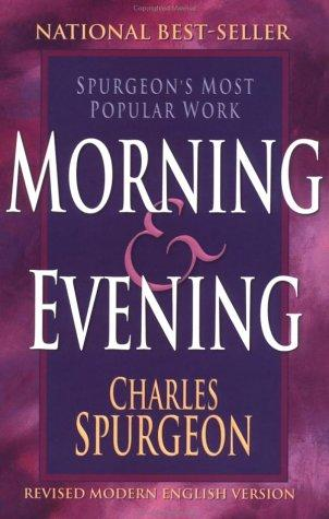 Morning & evening by Charles Haddon Spurgeon