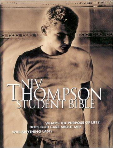 Thompson Student Bible-NIV by Bruce B. Barton