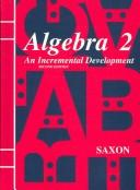 Homeschool Packet for Algebra 2 (Saxon Algebra) by Saxon